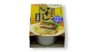<b>ニッスイ</b><br>EPA+ いわし生姜煮